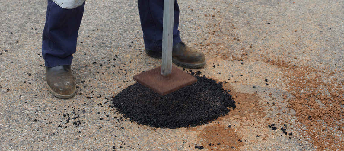 Perth Pothole Patch